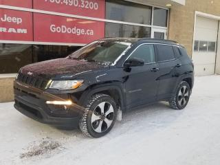 Used 2018 Jeep Compass NORTH for sale in Edmonton, AB