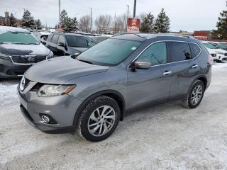 Used 2014 Nissan Rogue SL AWD; BLUETOOTH, BACKUP CAM, LEATHER, SUNROOF AND MORE for sale in Edmonton, AB