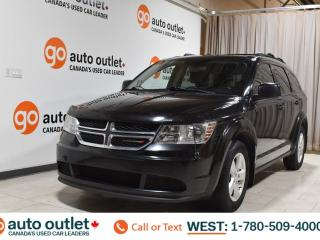 Used 2013 Dodge Journey 2.4L I4, Fwd, Cloth seats, Backup camera for sale in Edmonton, AB