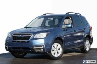 Used 2017 Subaru Forester 2.5i Convenience Pkg for sale in Brossard, QC