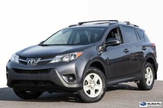 Used 2015 Toyota RAV4 LE AWD for sale in Brossard, QC