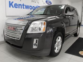 Used 2015 GMC Terrain SLE AWD with power drivers seat for sale in Edmonton, AB