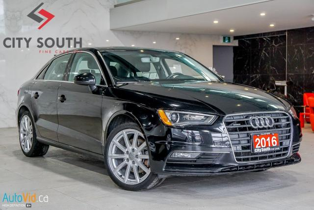 2016 Audi A3 2.0T Technik