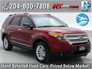Used 2014 Ford Explorer XLT for sale in Winnipeg, MB