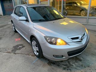 Used 2008 Mazda MAZDA3 GT *Ltd Avail* for sale in York, ON