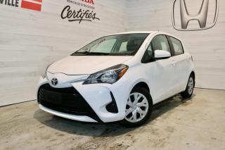 Used 2018 Toyota Yaris HATCHBACK LE for sale in Blainville, QC