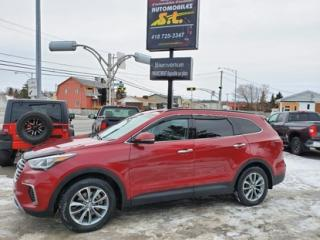 Used 2017 Hyundai Santa Fe XL Premium for sale in Rimouski, QC