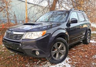 Used 2010 Subaru Forester for sale in St-Eustache, QC