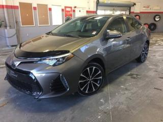 Used 2017 Toyota Corolla SE Gr:B *TOIT + MAGS* for sale in Richmond, QC