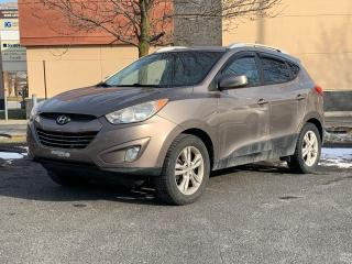 Used 2010 Hyundai Tucson GLS for sale in Drummondville, QC