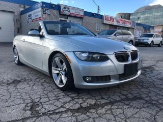 Used 2009 BMW 3 Series 335i 6 SPEED MANUAL for sale in Oakville, ON