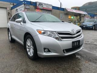 Used 2014 Toyota Venza PANORAMIC ROOF_BACKUP CAM_BLUETOOTH_LEATHER for sale in Oakville, ON