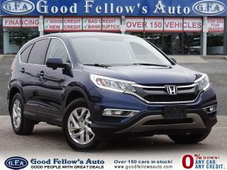 Used 2016 Honda CR-V EX MODEL, SUNROOF, REARVIEW CAMERA, AWD for sale in Toronto, ON