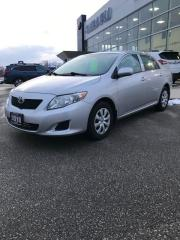 Used 2010 Toyota Corolla CE for sale in Owen Sound, ON