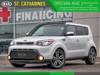 Used 2015 Kia Soul SX Luxury | Cooled Seat | Navigation | Power Seat for sale in St Catharines, ON