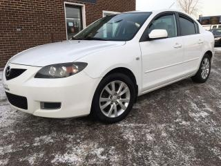 Used 2008 Mazda MAZDA3 2008 Berline 4 portes, boîte manuelle, G for sale in Terrebonne, QC