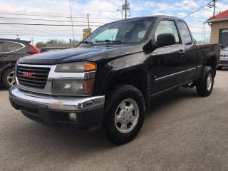Used 2007 GMC Canyon 4 RM, Cabine allongée, 125,9 po, SL Z85 for sale in Terrebonne, QC