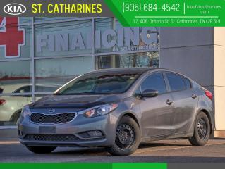 Used 2016 Kia Forte LX+ | Alloy | Cruise | Bluetooth | Sunroof for sale in St Catharines, ON