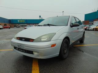 Used 2004 Ford Focus Bicorps 5 portes ZX5 for sale in St-Eustache, QC