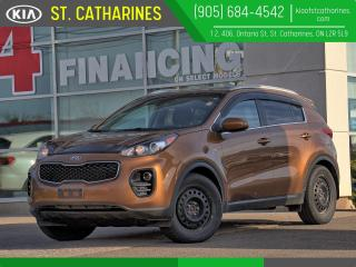 Used 2017 Kia Sportage LX AWD for sale in St Catharines, ON