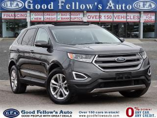 Used 2016 Ford Edge SEL MODEL, 3.5L 6CYL, AWD, REARVIEW CAMERA, NAVI for sale in Toronto, ON