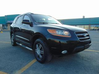 Used 2009 Hyundai Santa Fe LIMITED*****FULL ÉQUIPÉ******4X4***** for sale in St-Eustache, QC