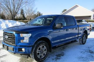 Used 2017 Ford F-150 SuperCrew 4X4 XLT BOITE 6.5' for sale in Thetford Mines, QC