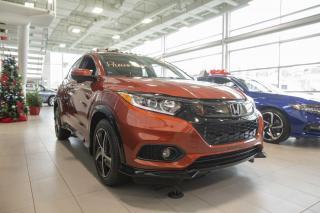 Used 2019 Honda HR-V Sport AWD ***VIENT EN PNEUS D HIVER*** for sale in Québec, QC