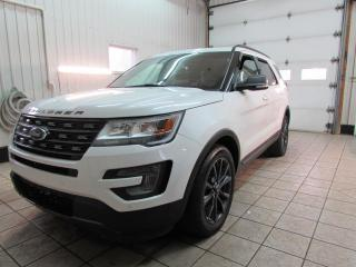 Used 2017 Ford Explorer 4 RM, 4 portes XLT for sale in Trois-Rivières, QC