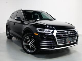 Used 2018 Audi SQ5 3.0 S-LINE    1-OWNER   WARRANTY   LOADED for sale in Vaughan, ON