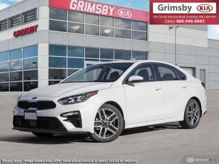 New 2020 Kia Forte EX LTD for sale in Grimsby, ON