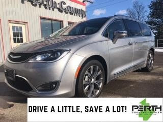 Used 2018 Chrysler Pacifica Limited | Leather | Navigation | Heated Seats | Ad for sale in Mitchell, ON