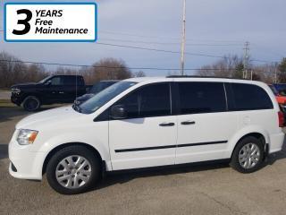 Used 2016 Dodge Grand Caravan SE/SXT for sale in Smiths Falls, ON