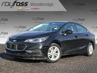 Used 2017 Chevrolet Cruze LT, BOSE, SUNROOF, HEATED SEATS for sale in Woodbridge, ON
