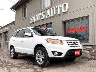 Used 2010 Hyundai Santa Fe AWD 4dr V6 Auto Limited for sale in Hamilton, ON