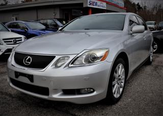 Used 2006 Lexus GS 300 4DR SDN AWD for sale in Richmond Hill, ON