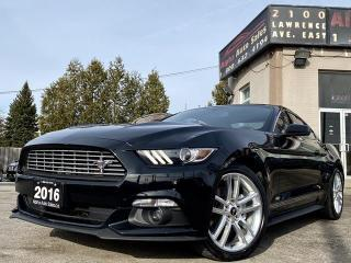 Used 2016 Ford Mustang Ecoboost Premium *Pony Package* for sale in Scarborough, ON