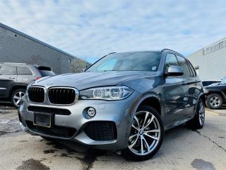Used 2014 BMW X5 |BROWN INTERIOR|M-SPORTS PACKAGE|360 DEGREE CAMERAS|NAV!! for sale in Brampton, ON