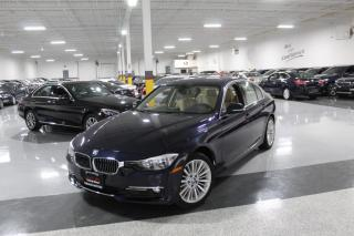 Used 2015 BMW 3 Series 320i xDRIVE I NAVIGATION I LEATHER I SUNROOF I HEATED SEATS for sale in Mississauga, ON
