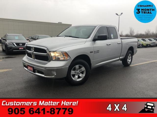 2015 RAM 1500 SLT  HEMI 4X4 TOW PKG POWER-GROUP 17-ALLYS