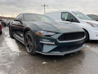 Used 2019 Ford Mustang BULLITT for sale in Montréal-Nord, QC