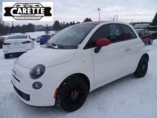 Used 2015 Fiat 500 for sale in East broughton, QC