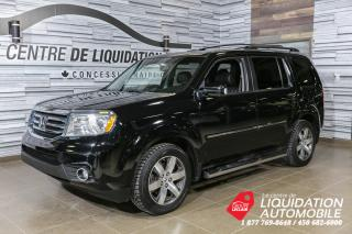 Used 2012 Honda Pilot Touring+AWD for sale in Laval, QC