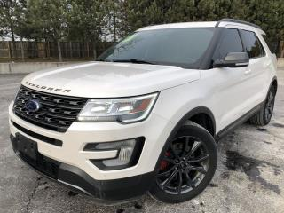 Used 2017 Ford EXPLORER XLT 2WD for sale in Cayuga, ON