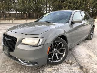 Used 2018 Chrysler 300 S 2WD for sale in Cayuga, ON