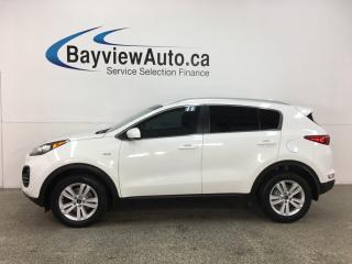 Used 2017 Kia Sportage LX - AWD! HTD SEATS! REVERSE CAM! ALLOYS! + MORE! for sale in Belleville, ON
