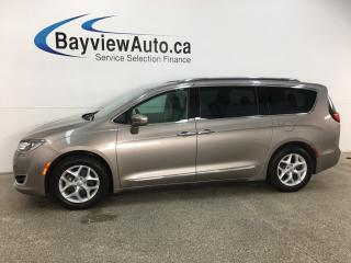 Used 2018 Chrysler Pacifica Touring-L Plus - LEATHER! PANOROOF! DVD! for sale in Belleville, ON