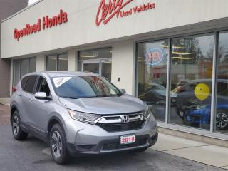 Used 2018 Honda CR-V LX AWD Apple car Play, Heated Seats , Keyless Entry, Remote Engine starter for sale in Burnaby, BC
