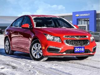 Used 2016 Chevrolet Cruze 1LT for sale in Markham, ON