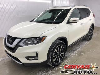 Used 2018 Nissan Rogue SL PLATINUM GPS AWD MAGS CUIR TOIT PANORAMIQUE for sale in Shawinigan, QC
